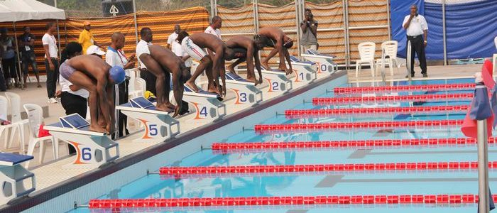 As A Sports Management Expert, It Hurts To See That The Olympic Size Myrtha  Tech Competition Swimming Pool Constructed For The 2014 Nigeria  Universities ...
