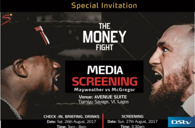 Mayweather vs McGregor: A $500m fight and its marketing implications