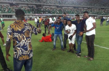 Five things to do to avoid FIFA fines over pitch invasion for Nigeria