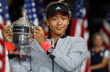 Sponsorship: Citizen makes leap on Naomi Osaka victory