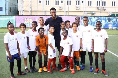 John Obi Mikel finds a way to give back