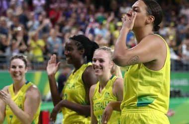 "Liz Cambage weighs in on ""white saviour"" controversy"